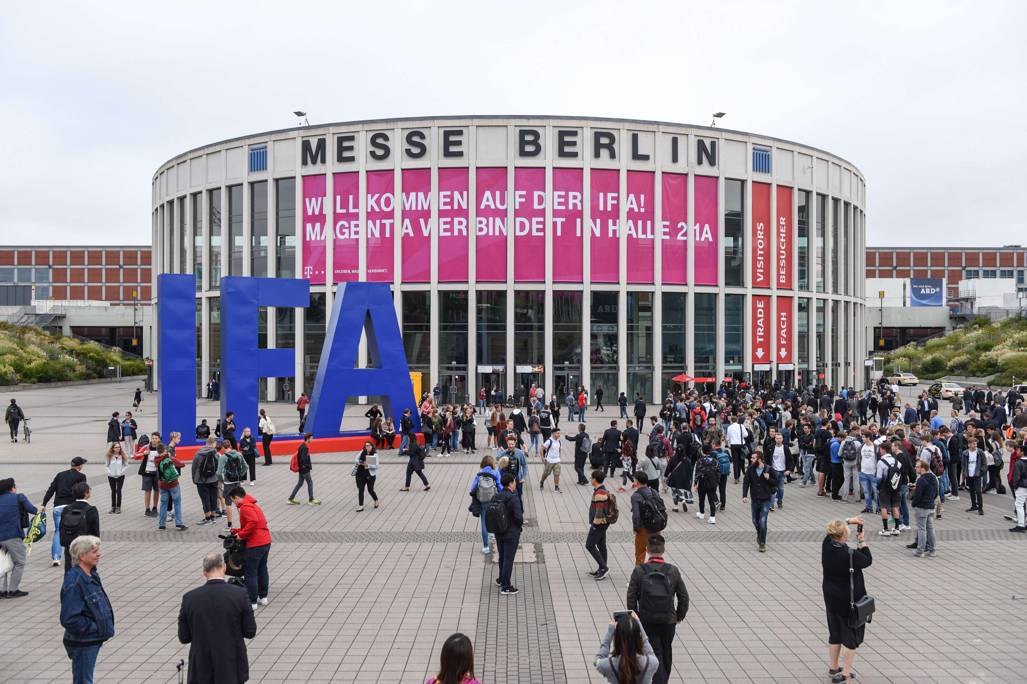 IFA 2018: trends & noviteiten