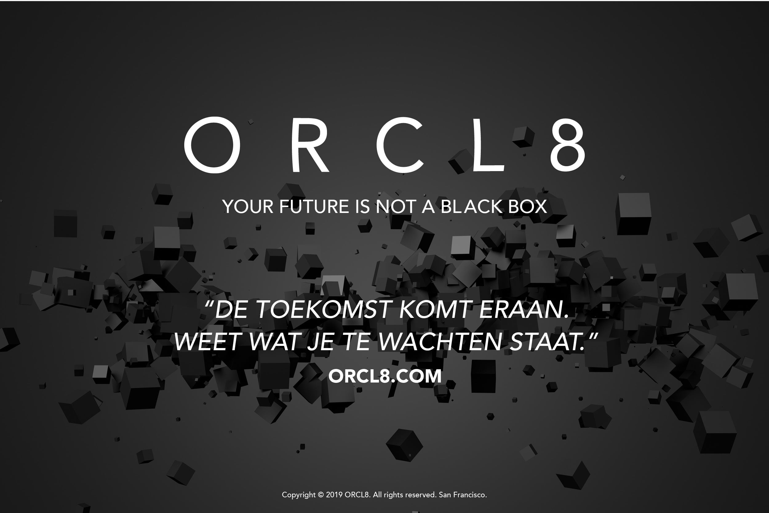 Lancering ORLC8: ben jij al futureproof?