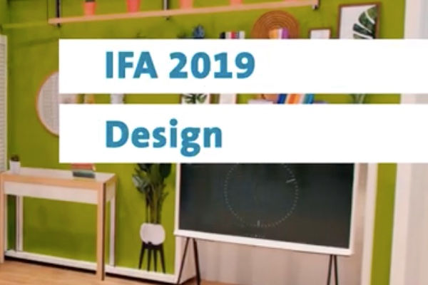 Design op IFA 2019
