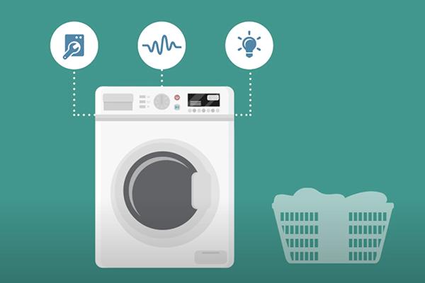 Basistraining rondom wasmachines