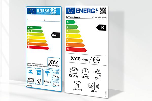 Het nieuwe energielabel (met ingang van 1 maart 2021)